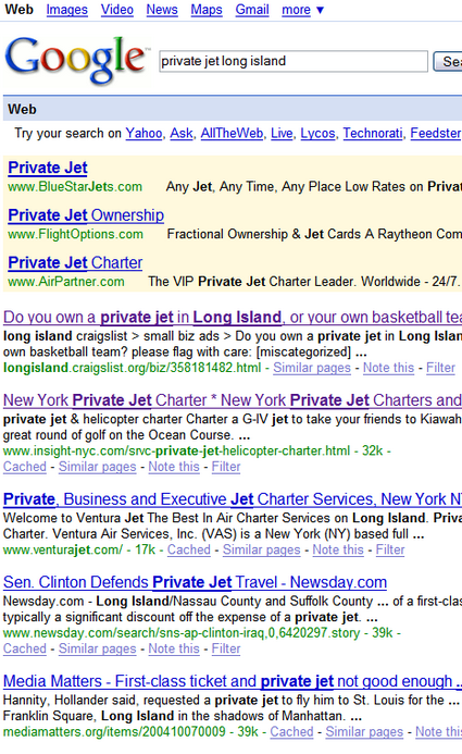 private jet long island - Google Search