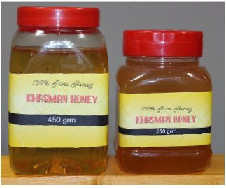 Khasman Honey_Chapelwood Foundation Project Gamba_Skardu_GB_2013 2