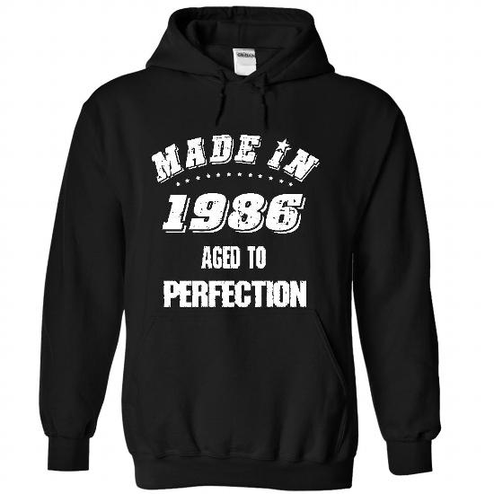 Made In 1986 Aged To Perfection
