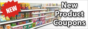 New Product Coupons