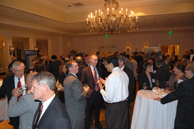The first few minutes of TCM's Government Contractor Fall Reception