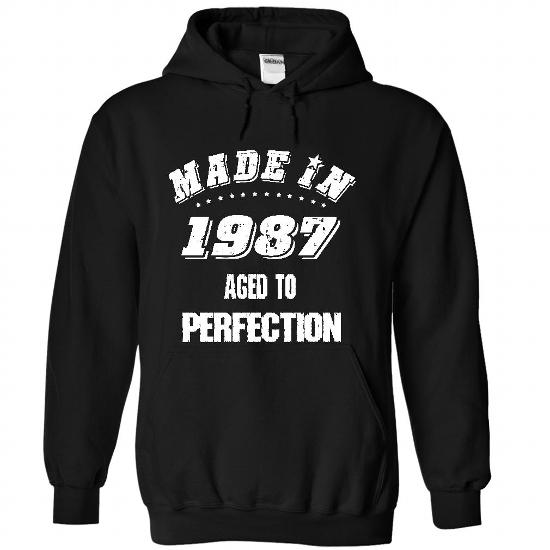 Made In 1987 Aged To Perfection