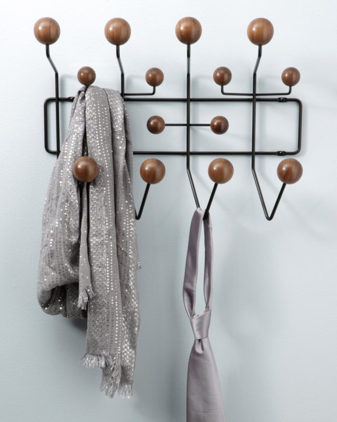 Home Furnitures Sets:Coat Rack with Shelf for Your Home Interior Iron Coat Rack With Shelf
