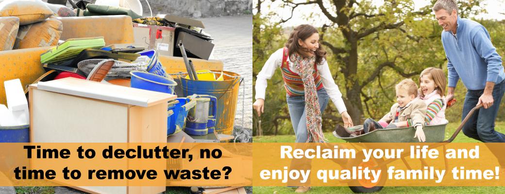 Slide � waste removal