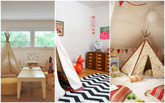 Home Furnitures Sets:Kids Playroom Ideas Should Be Create to Support Your Children's Growth Kids Playrooms Ideas