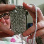 I can finally do a single crochet
