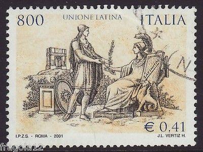 Italy-2001-Union-Latina-L-800-Used