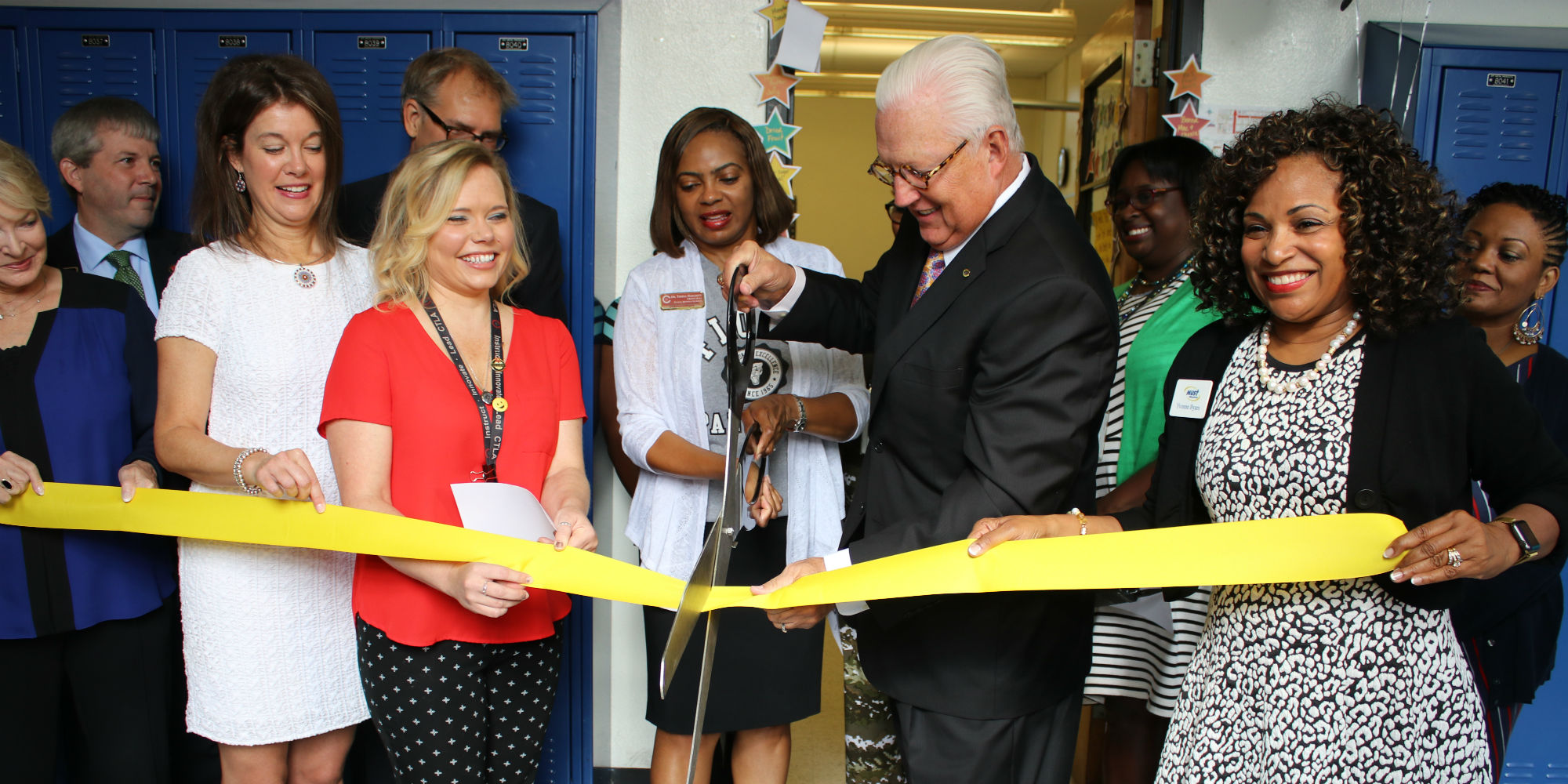 Floyd Middle School Opens MUST Ministries' 25th School Food Pantry in Cobb County
