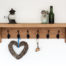 Home Furnitures Sets:Coat Rack with Shelf for Your Home Interior Coat Rack And Shelf Unit