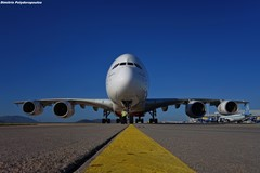 ON THE TAXIWAY