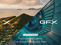 New Fujifilm X/GFX website and app offers news, events, deals, interviews and tips