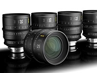 Nisi shares more details on its full-frame cine lenses and launches Mist filter range