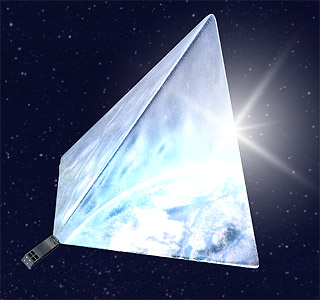 Image result for picture of mayak satellite