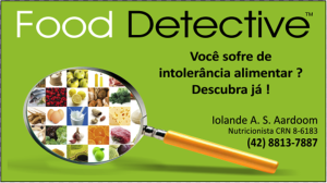 cartao food detective
