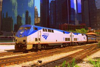 Across America by Amtrak Train Empire Builder