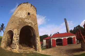 Rum and Heritage at Saint Nicholas Abbey - One of the Top Things to do in Barbados
