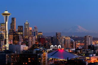 how to spend three days in seattle