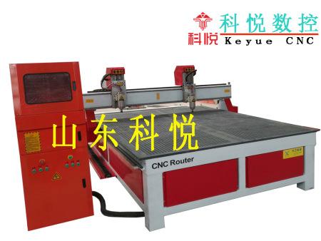 KY-2030独立双头真空吸附雕刻机