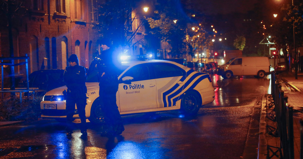 Paris Attackers Communicated With ISIS, Officials Say
