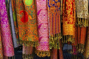 Indian-Shawls