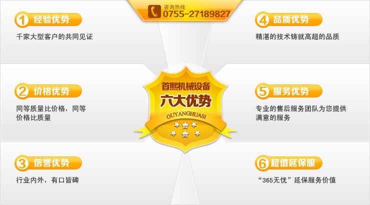 中国塑胶辅机行业的标杆