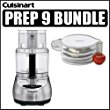 Cuisinart DLC-2009CHB Prep 9 9-Cup Food Processor Bundle Home Supply Maintenance Store