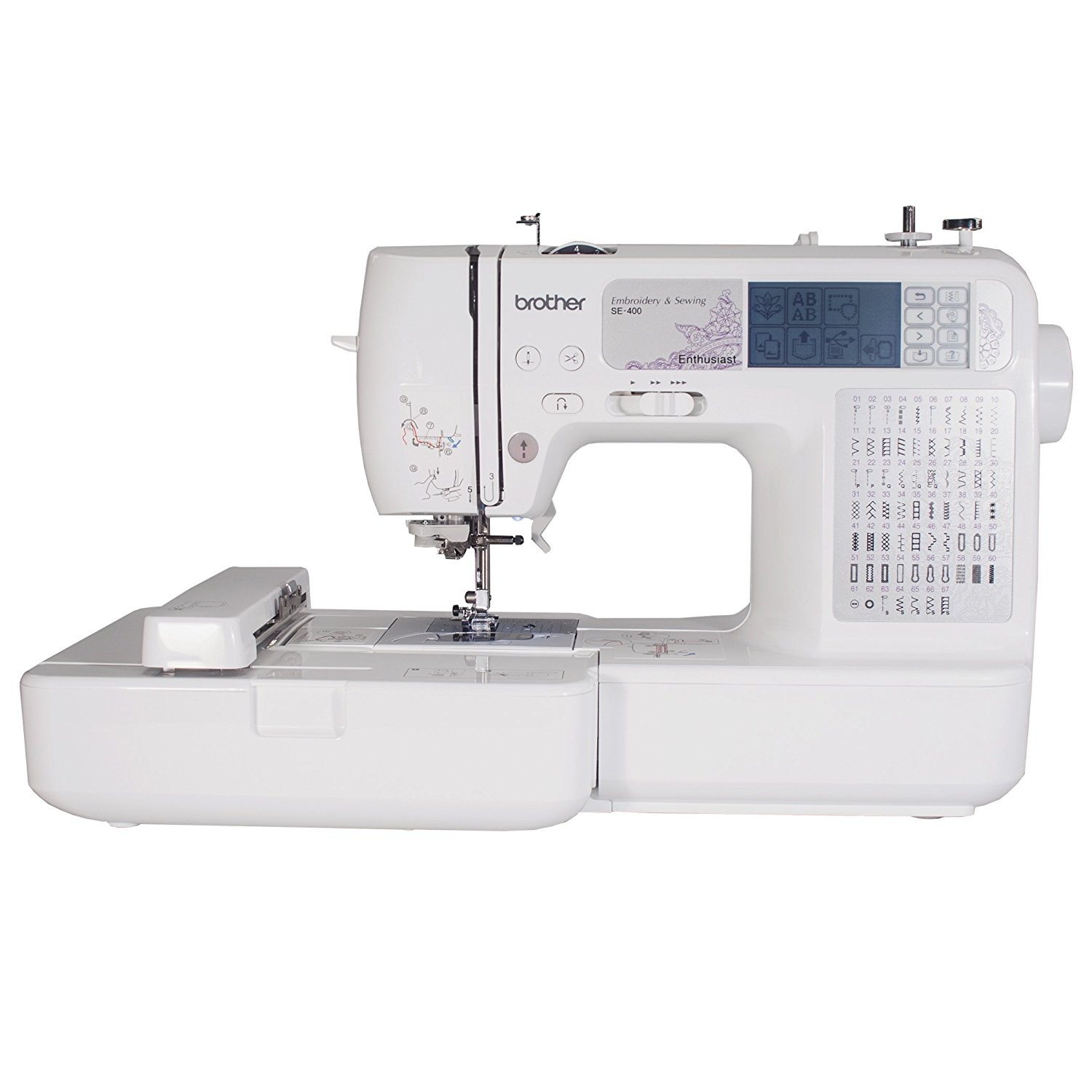Brother Se400 Sewing Machine Review 2019 Top Wifi Thermostat
