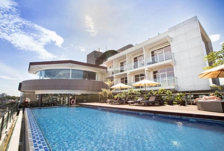 Poto Hotel Di Bandung Dan Oleh & Oleh Khas Kota Bandung