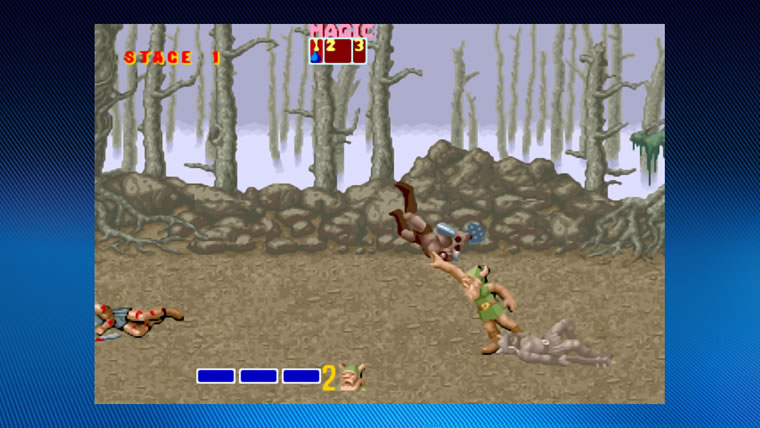 Image from Golden Axe