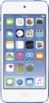 Apple - iPod touch® 128 GB MP3 Player (6th Generation - Latest Model) - Blue - Larger Front