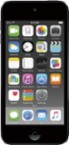 Apple - iPod touch® 128 GB MP3 Player (6th Generation - Latest Model) - Space Gray - Larger Front