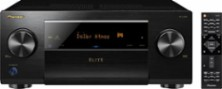 Pioneer - Elite 7.2-Ch. Hi-Res 4K Ultra HD A/V Home Theater Receiver - Black - Larger Front