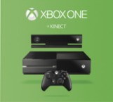 Microsoft - Xbox One with Kinect Bundle PREOWNED - Black - Larger Front