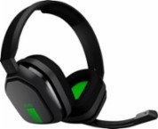 Astro Gaming - A10 Wired Stereo Gaming Headset for Xbox One - Green/black - Larger Front