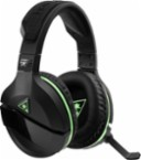 Turtle Beach - Stealth 700 Wireless Surround Sound Gaming Headset for Xbox One and Windows 10 - Black/Green - Angle