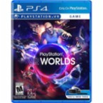 PlayStation VR Worlds - PlayStation 4 - Larger Front