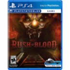 Until Dawn: Rush of Blood - PlayStation 4 - Larger Front