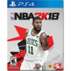NBA 2K18 - PlayStation 4 - Larger Front