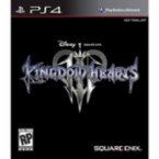 Kingdom Hearts III - PlayStation 4 - Larger Front