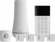 SimpliSafe - Protect Home Security System - White - Larger Front