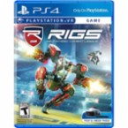 RIGS Mechanized Combat League - PlayStation 4 - Larger Front