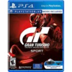 Gran Turismo Sport - PlayStation 4 - Larger Front