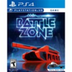 Battlezone - PlayStation 4 - Larger Front