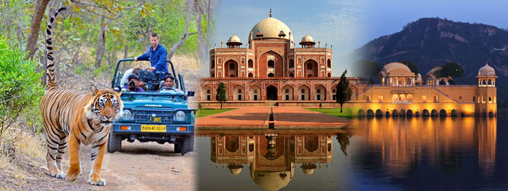 Golden Triangle with Wildlife of India