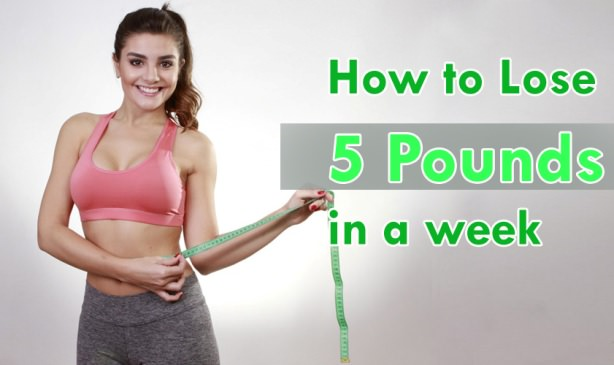 How-to-Lose-5-Pounds-in-a-Week