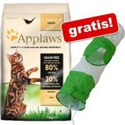 7,5 kg Applaws Adult kylling & And + Trixie drillepind med fjer!