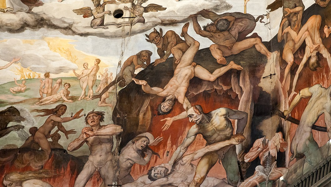 Florence - Duomo Hell
