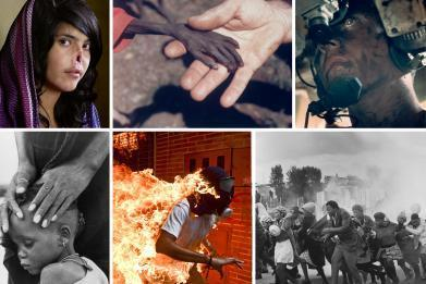World Press Photo Collage