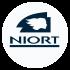 Logo Ville de Niort blanc