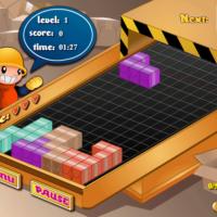 Warehouse Bricks Tetris